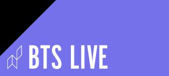 BTS Live Logo