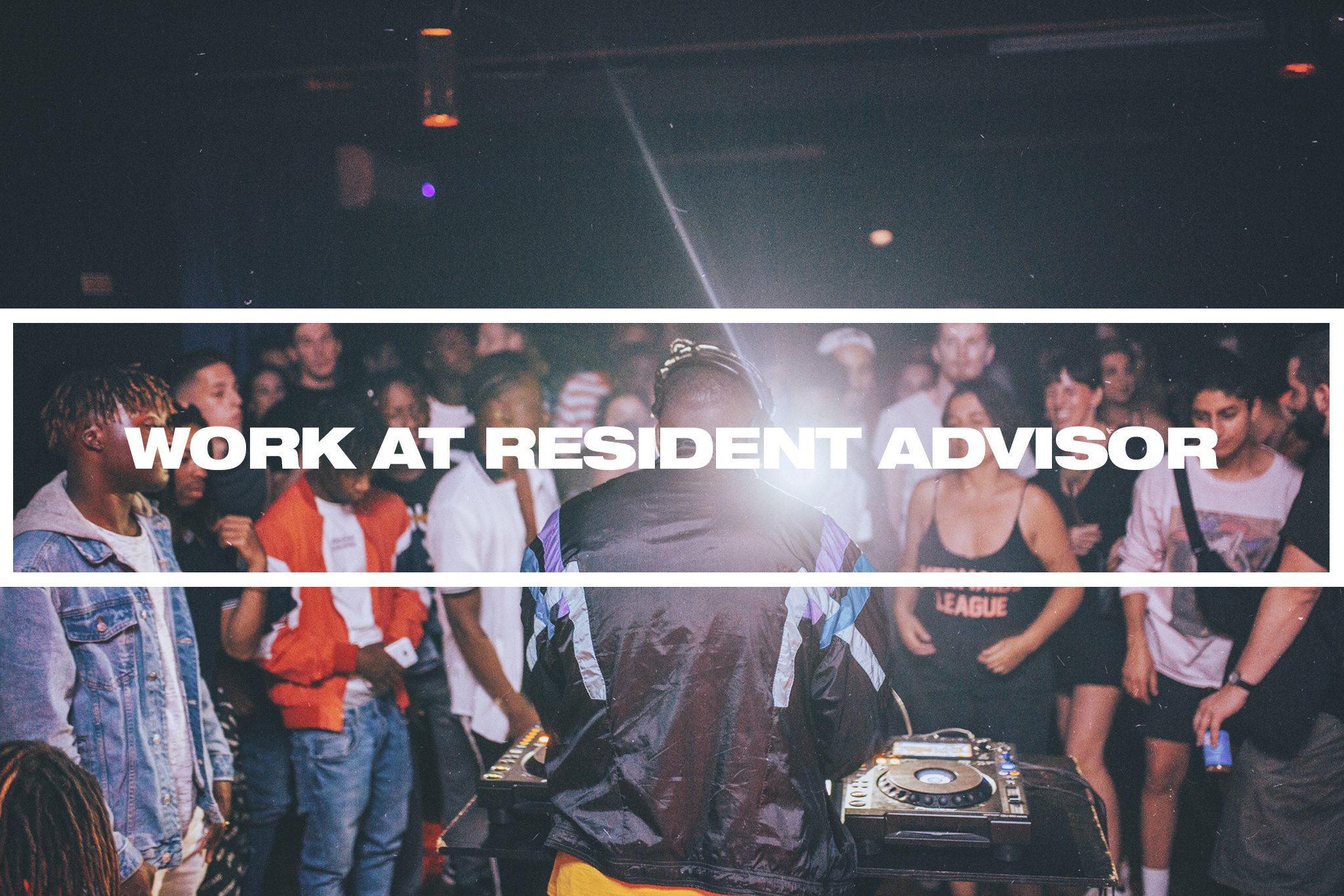Jobs at Resident Advisor | Doors Open
